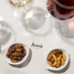Snoubení mandlí a vín